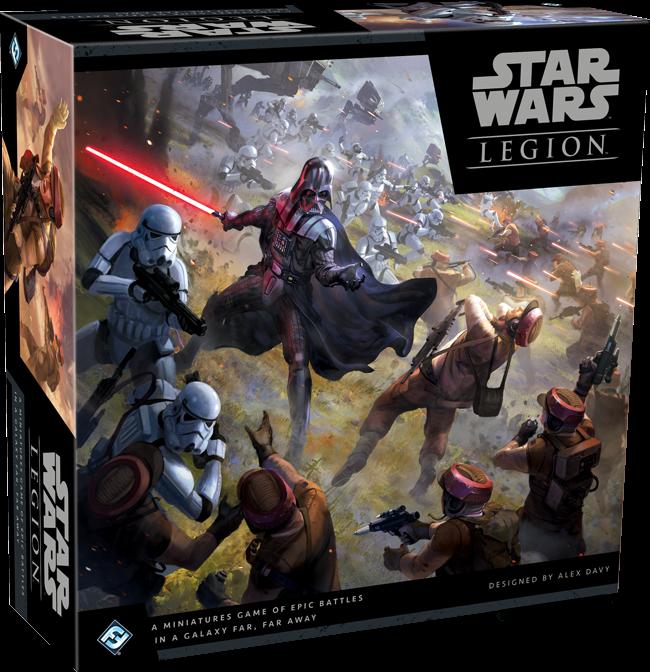 Star Wars Legion FSWL01