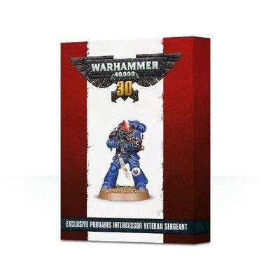 Anniversary Model: Primaris Veteran Sergeant