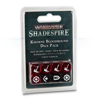 Khorne Bloodbound Dice Pack