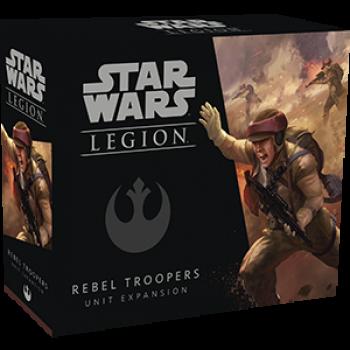 Star Wars Legion - Rebel Troopers Unit Expansion FFGSWL05