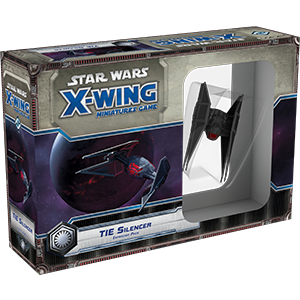 TIE Silencer Expansion Pack