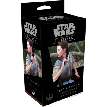 Star Wars Legion - Leia Organa Commander Expansion FFGSWL12