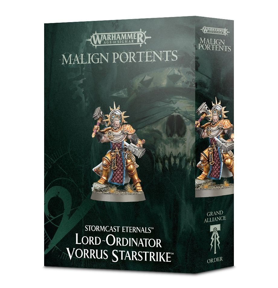 Vorrus Starstrike – The Lord Ordinator