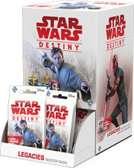 Starwars Destiny: Legacies - Booster Display (36 booster)