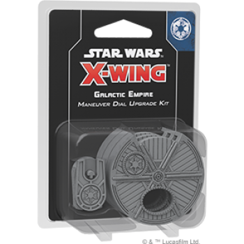 Star Wars X-Wing 2nd Edition Galactic Empire Maneuver Dial Upgrade Kit