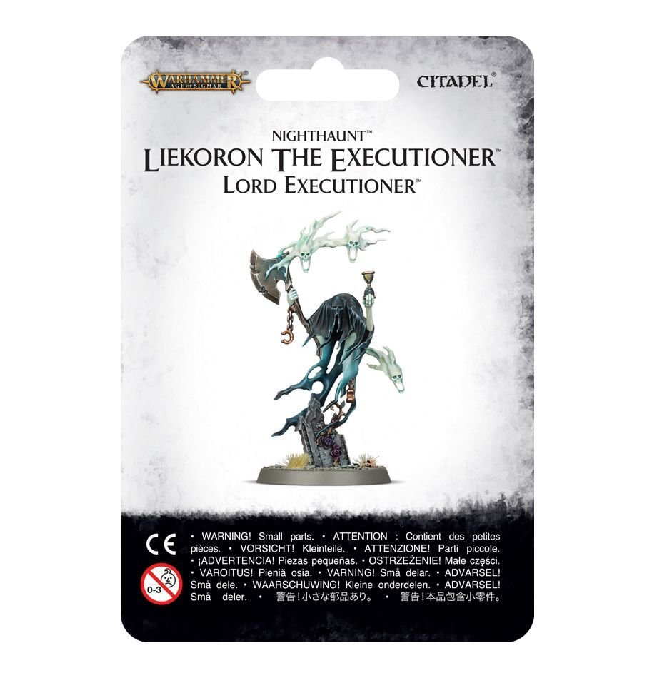Nighthaunt: Leikoron the Executioner