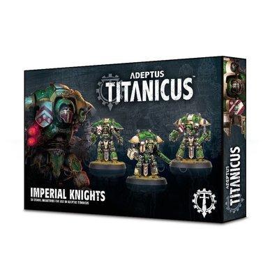 Adeptus Titanicus: Questoris Knight