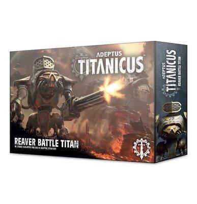 Reaver Battle Titan