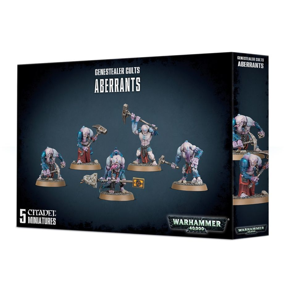 Genestealer Cults: Aberrants