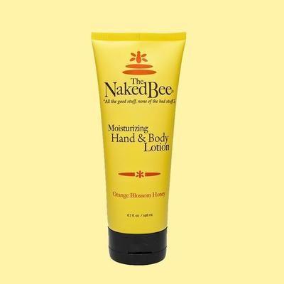 The Naked Bee - Orange Blossom Honey Lotion 6.7 oz.