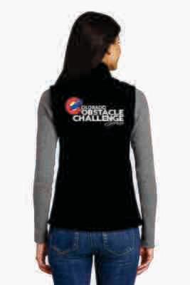 Ladies Soft Shell COCS Vest