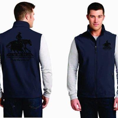 Mens Soft Shell NVRHA Vest
