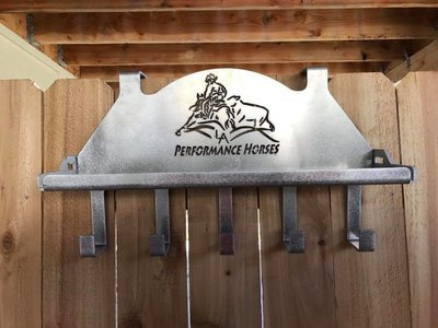 Aluminum Tack Shelf