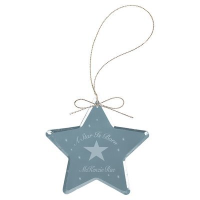 Star Crystal Ornament