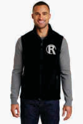 Mens Soft Shell Randle Performance Horses  Vest