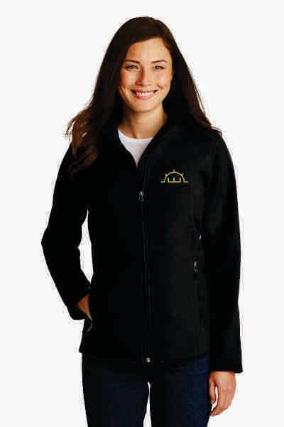 Ladies Soft Shell Rancho Del Sol Jacket