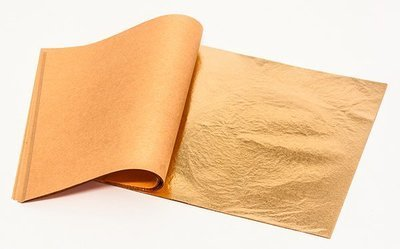 Copper Leaf  (genuine) 100pk