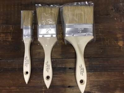 1 Inch Furniture Brushes