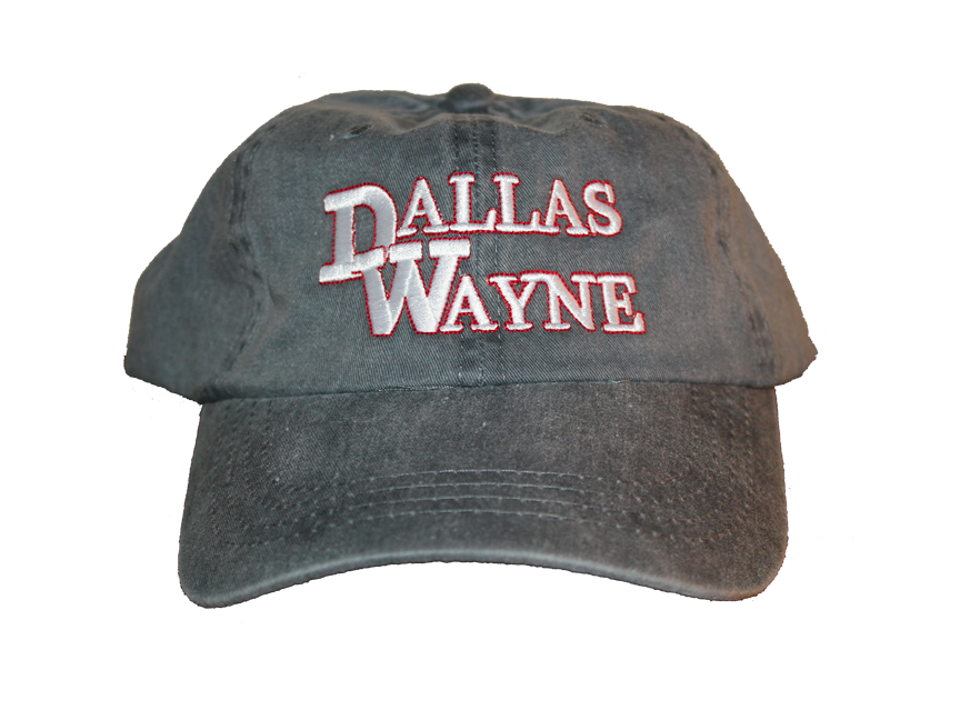 Dallas Wayne Hat, Gray