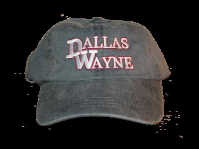 Dallas Wayne Hat, Gray