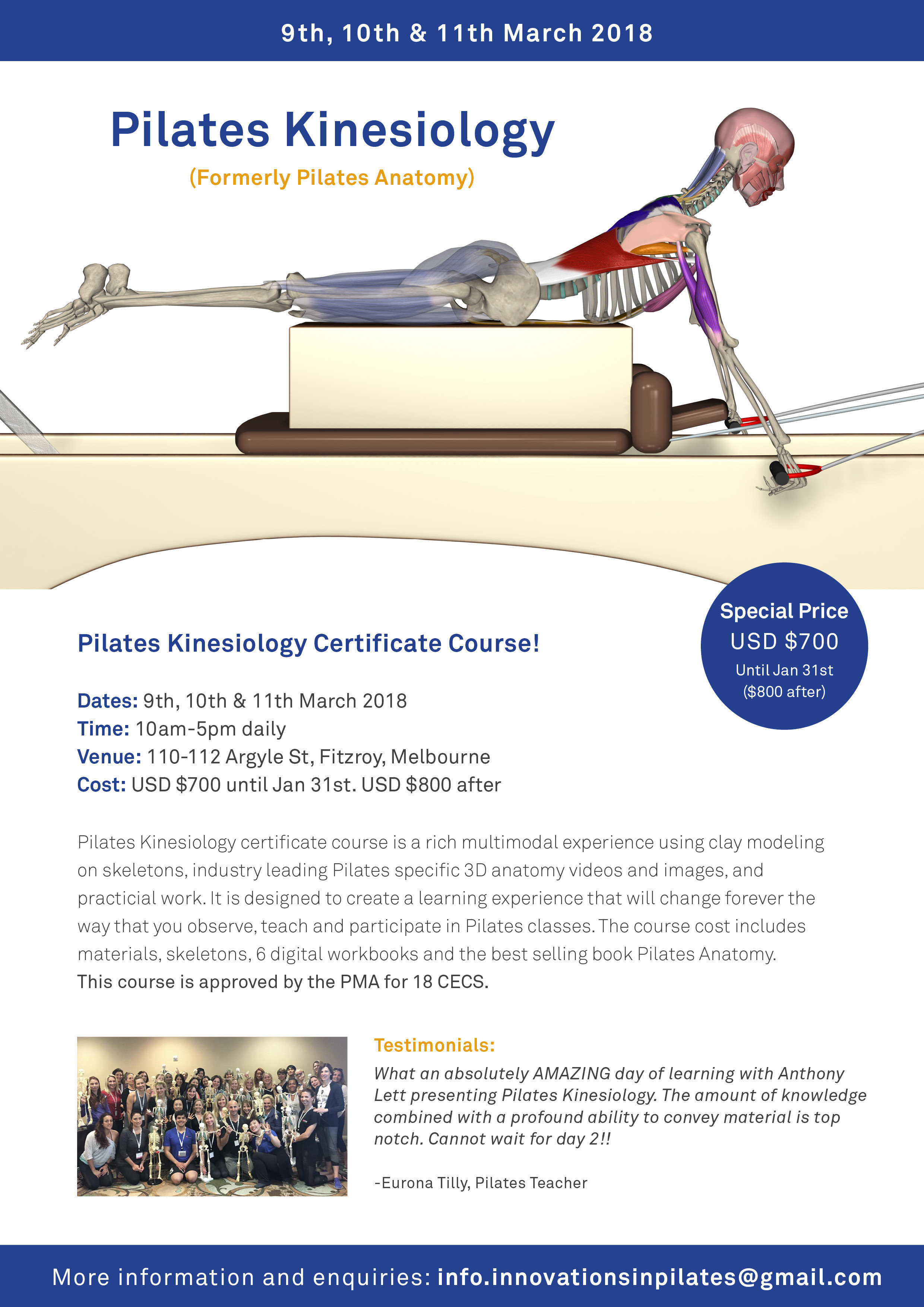 Funky Anatomy For Pilates Photos - Anatomy and Physiology Tissue ...