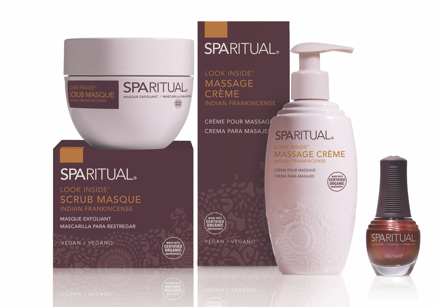 SPARITUAL LOOK INSIDE COLLECTION: Indian Frankincense