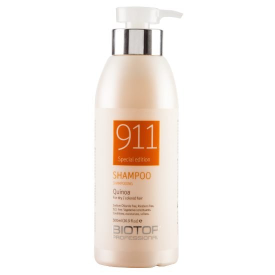 BIOTOP PROFESSIONAL - 911 SPECIAL EDITION SHAMPOO