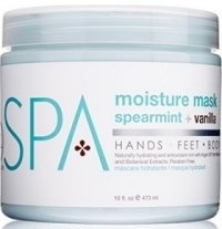 BLC SPA - MOISTURE MASK SPEARMINT + VANILLA