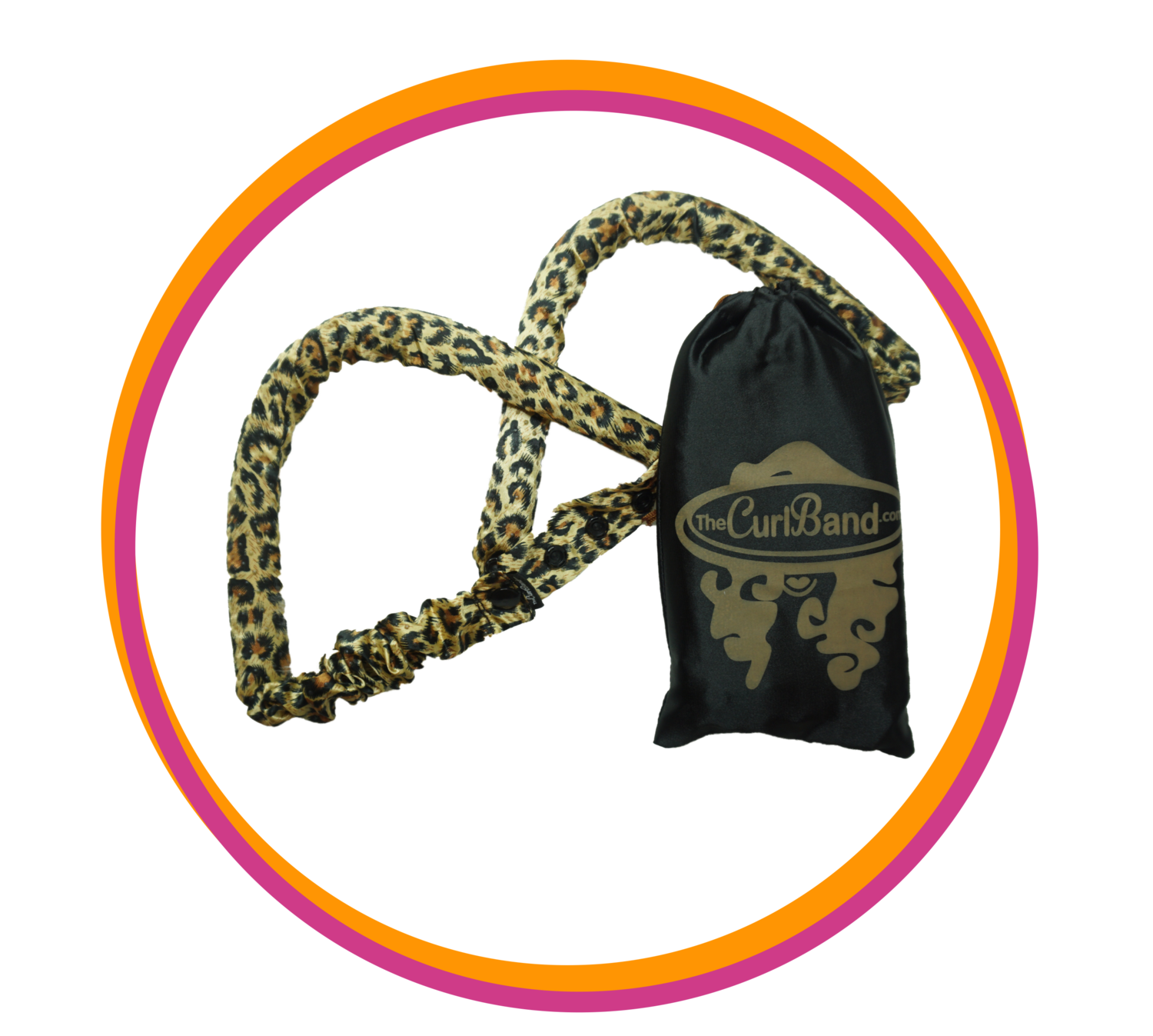 Leopard CurlBand no-slip (NEW EDITION)
