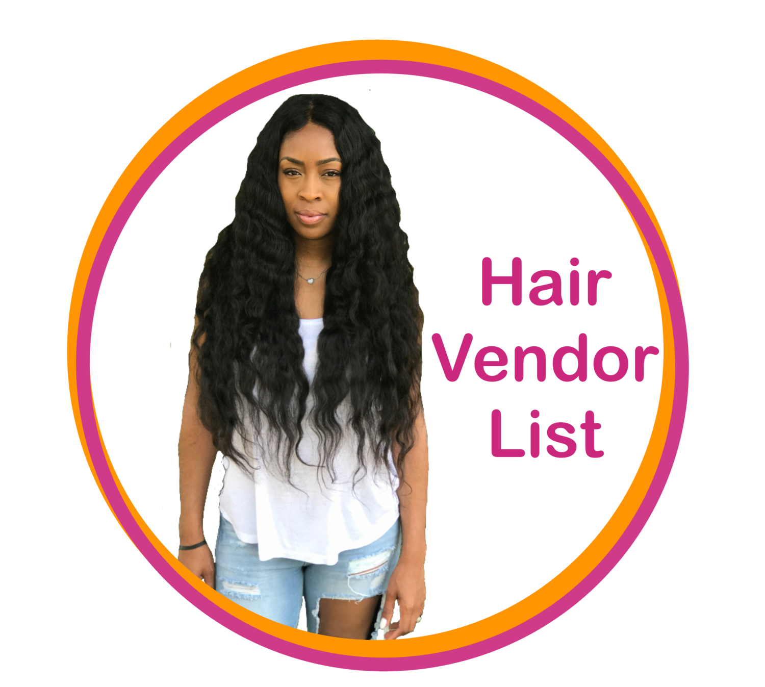 Ashley's Hair Vendor List