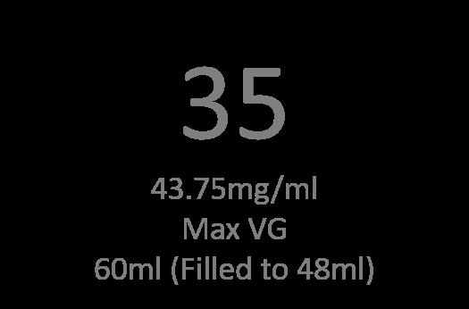 Pure 60ml 35