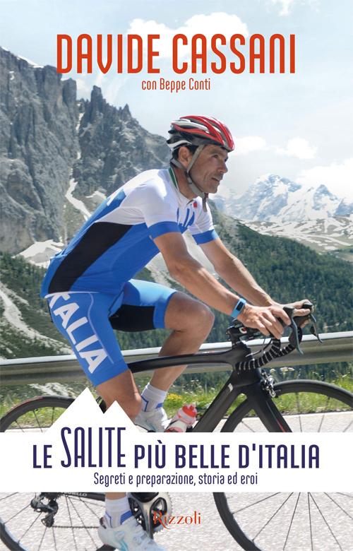 Davide Cassani con Beppe Conti - Le salite più belle d'Italia LIB0117