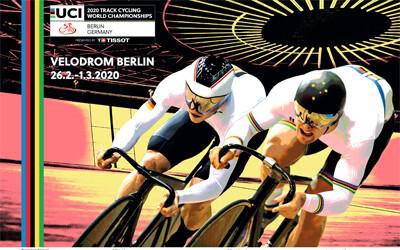 Mondiali di ciclismo su pista Berlino 2020