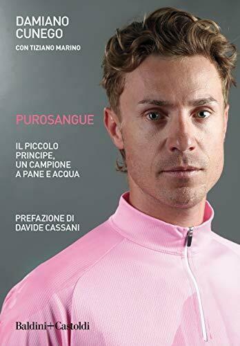 Damiano Cunego con Tiziano Marino - Purosangue