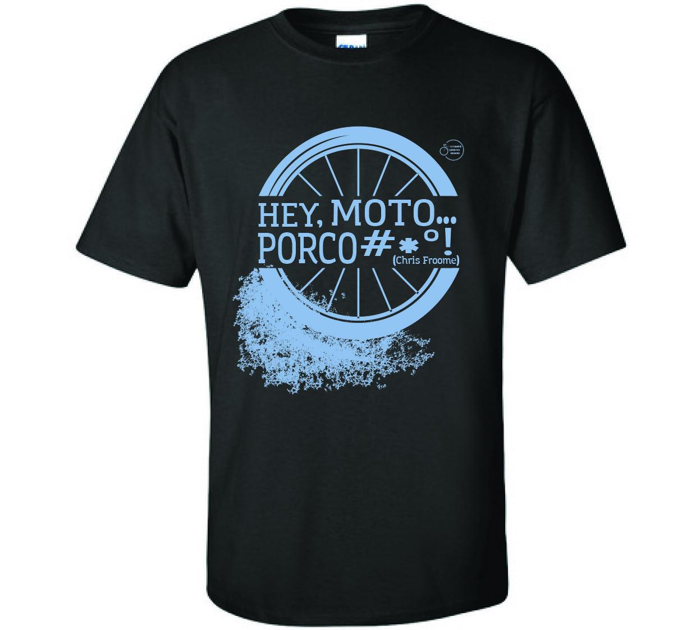 "Chris Froome - Hey, Moto... (Serie ""Le grandi frasi del ciclismo"") MAG0002"