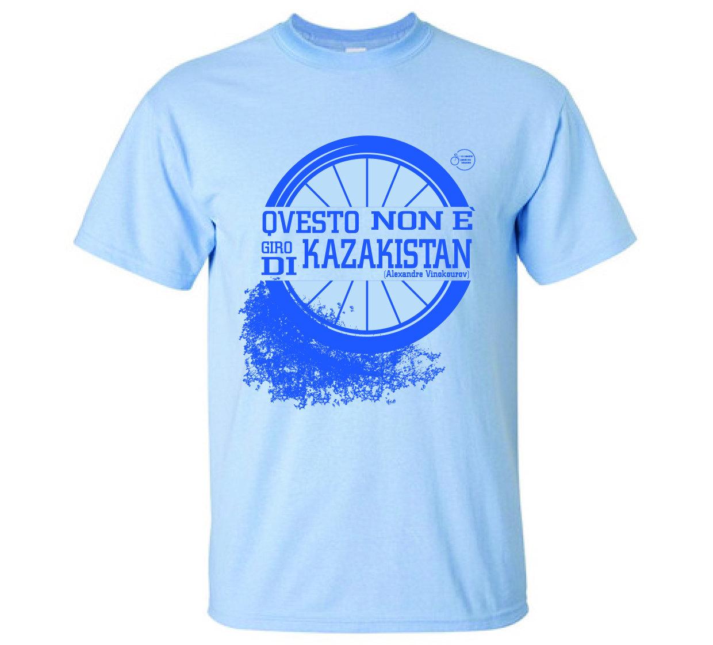 Alexandre Vinokourov - Qvesto non è Giro di Kazakistan (Serie