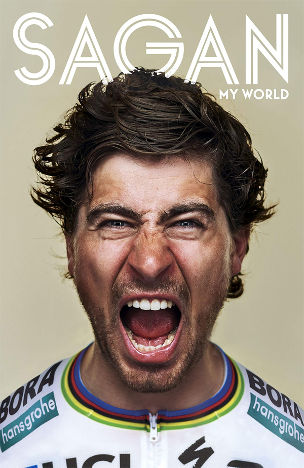 Peter Sagan con John Deering - My World LIB0078