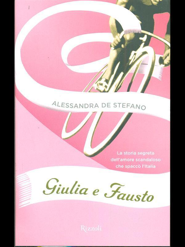 Alessandra De Stefano - Giulia e Fausto LIB0092