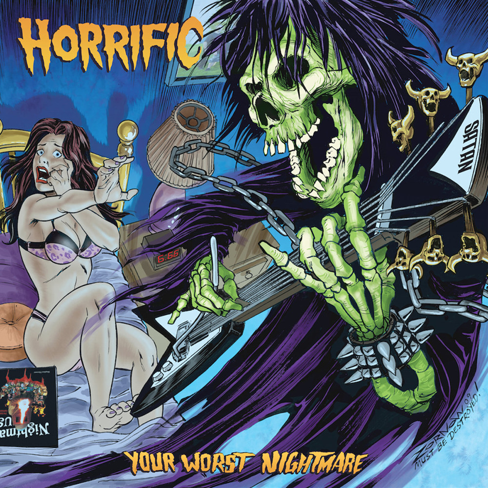 Horrific - Your Worst Nightmare