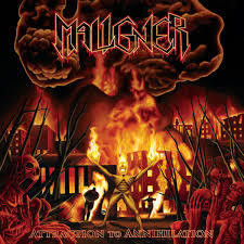 Maligner - Attraction to Annihilation