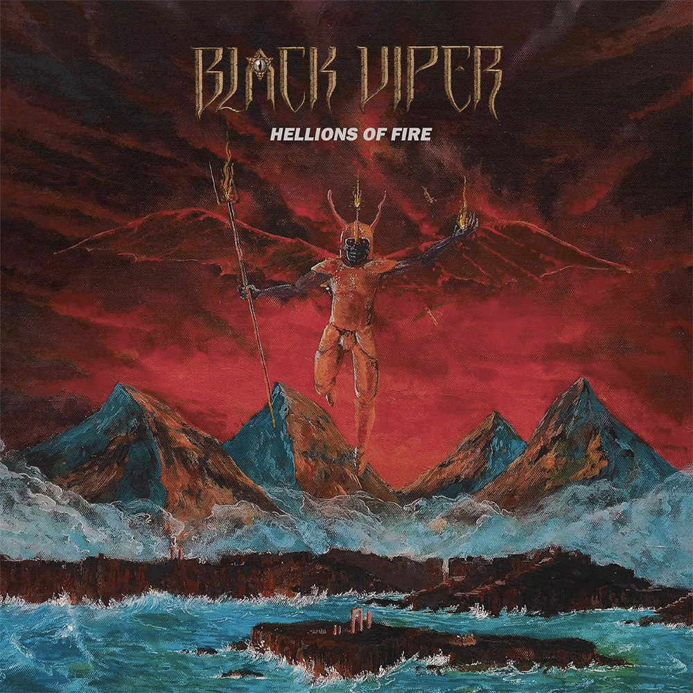 Black Viper - Hellions of Fire