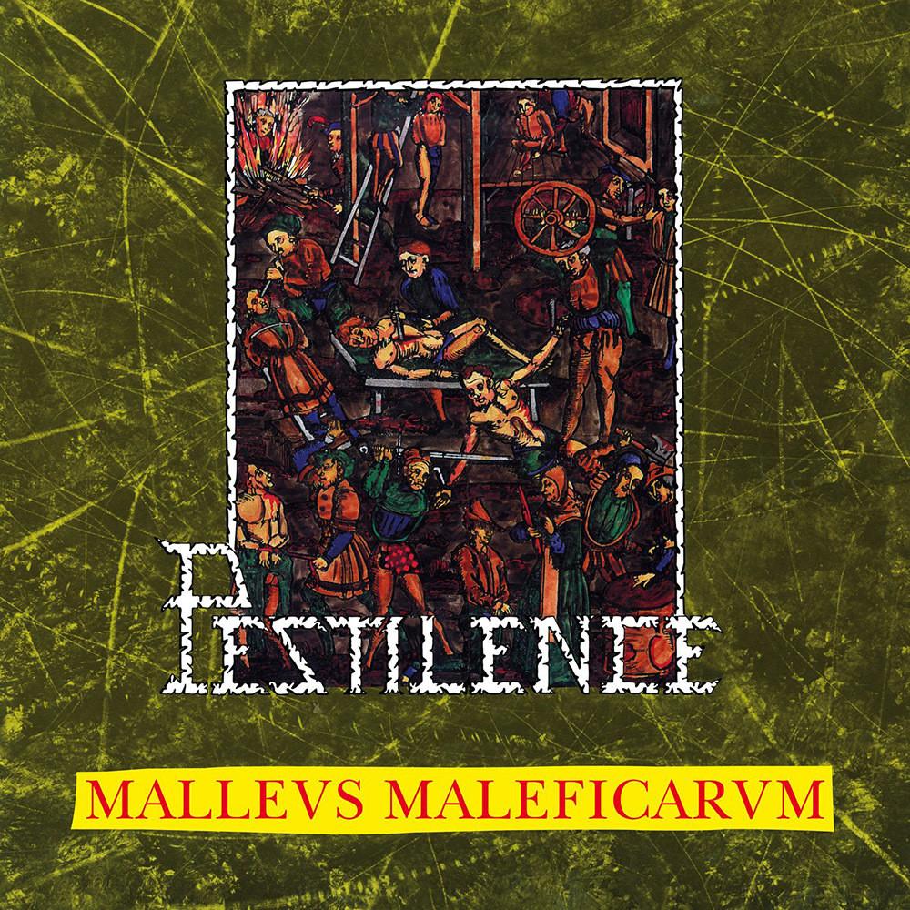 Pestilence - Mallevs Maleficarvm