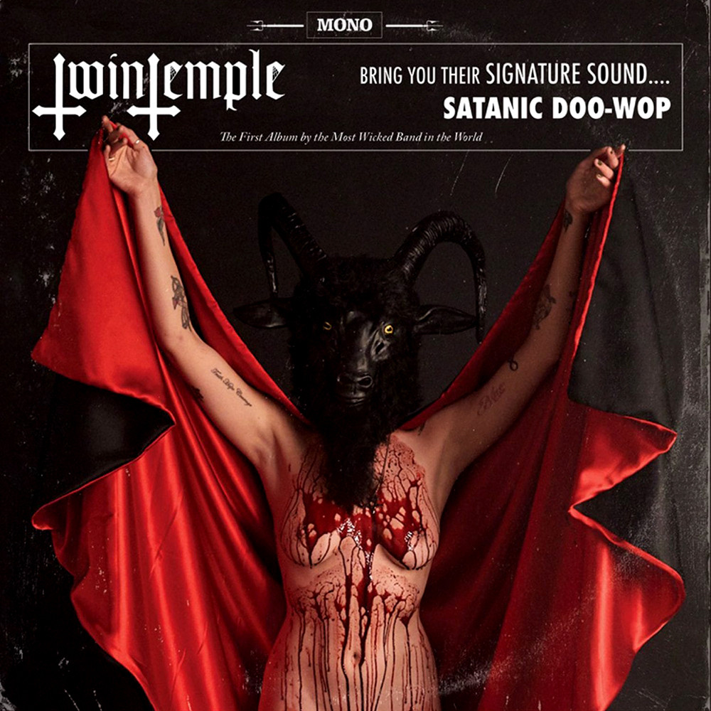 Twin Temple - Twin Temple (Bring You Their Signature Sound.... Satanic Doo-Wop)