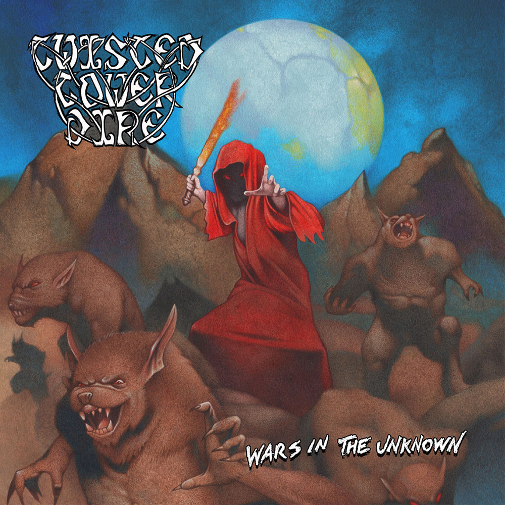 Twisted Tower Dire - Wars In The Unknown