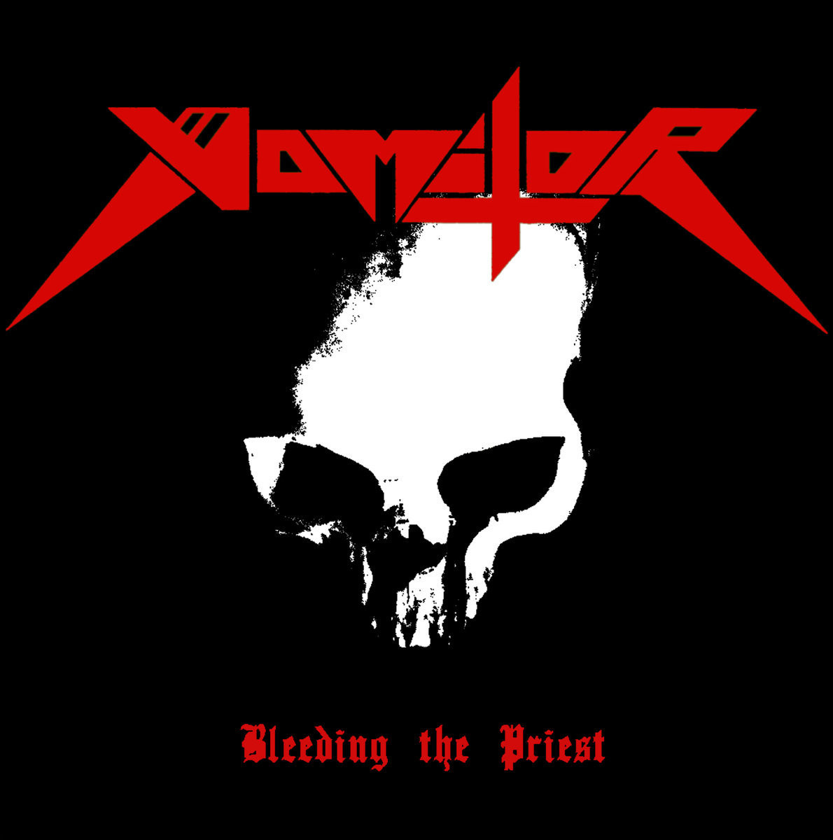 Vomitor - Bleeding the Priest