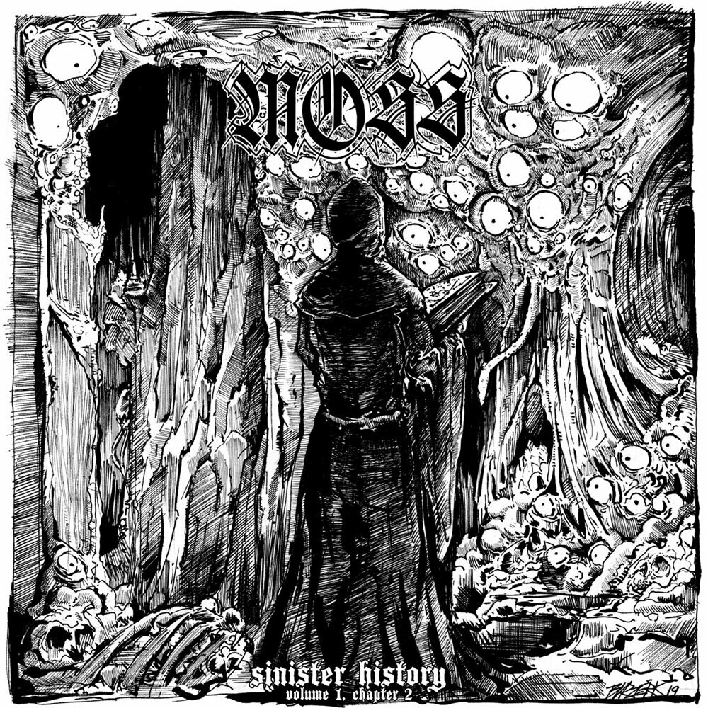 Moss - Sinister History: Volume I, Chapter II