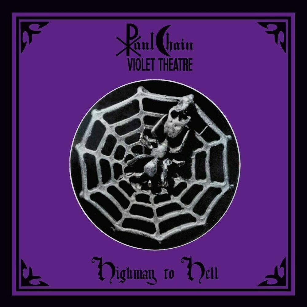 Paul Chain - Detaching from Satan