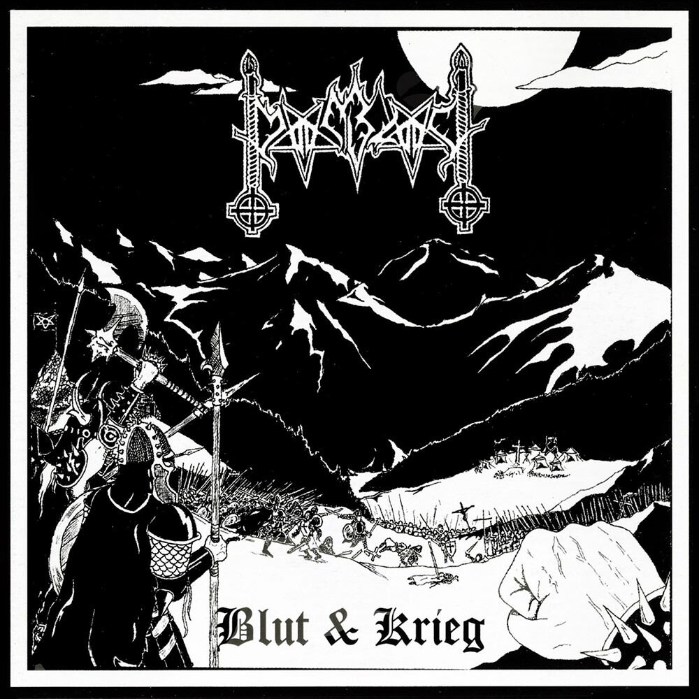 Moonblood - Blut & Krieg / Sob a Lua do Bode