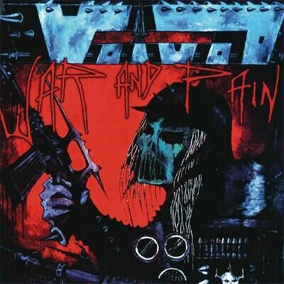 Voivod - War and Pain