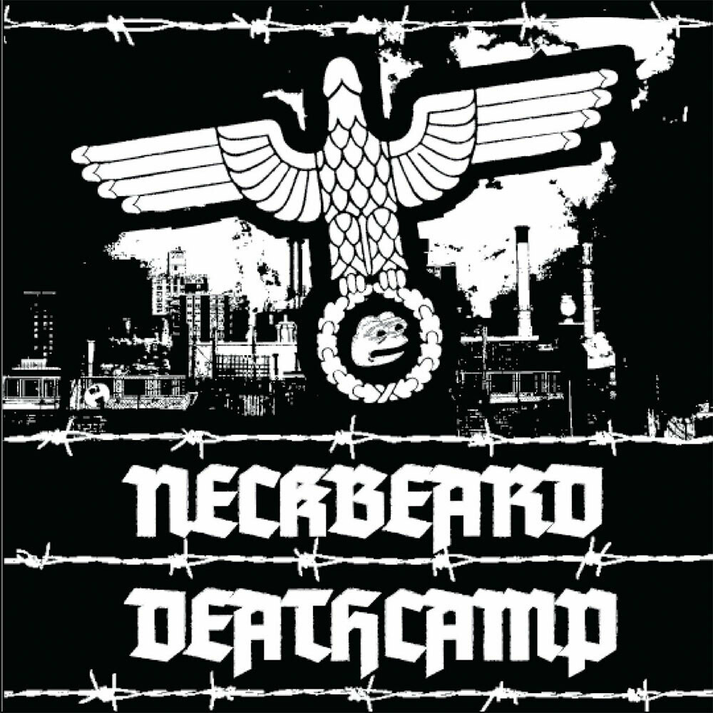 Neckbeard Deathcamp - White Nationalism is for Basement Dwelling Losers